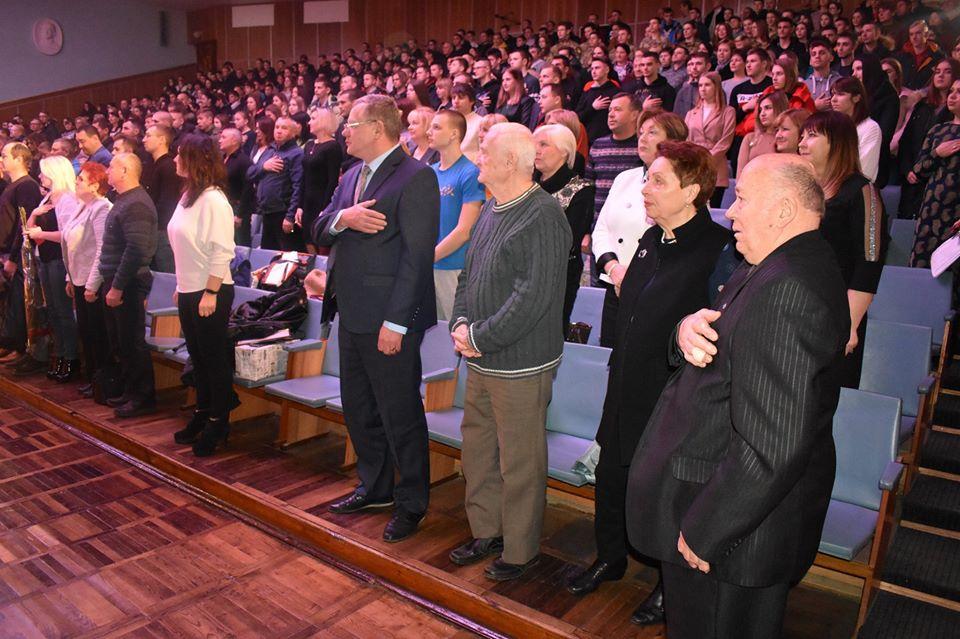 30 років факультету фізичного виховання, Переяслав. Фото