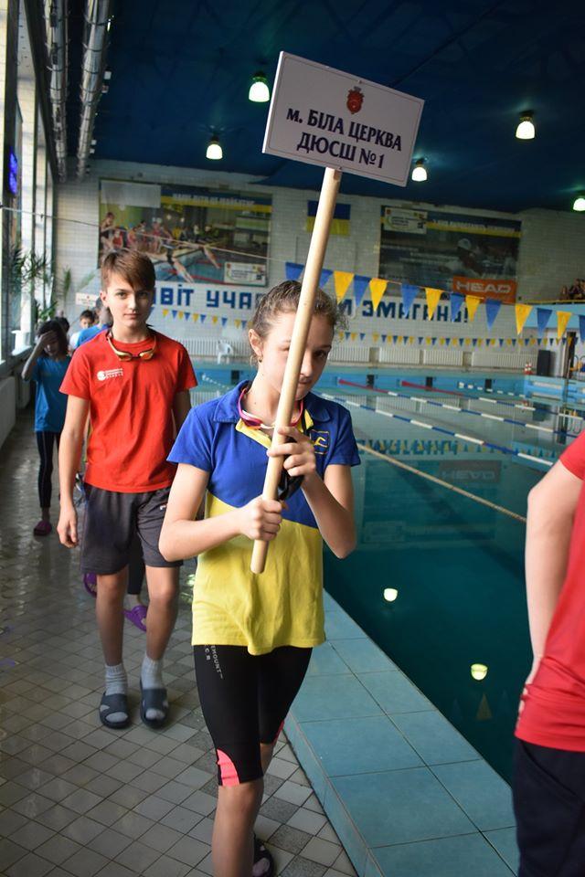 Чемпіонат Київщини з плавання, Біла Церква. Фото
