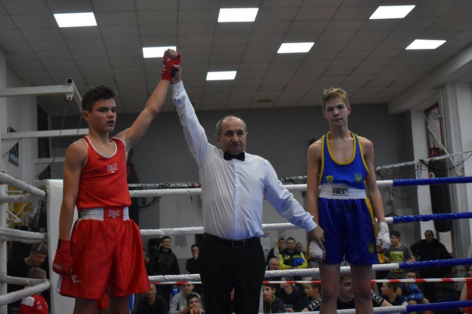 Чемпіонат Київської області з боксу, Бровари. Фото