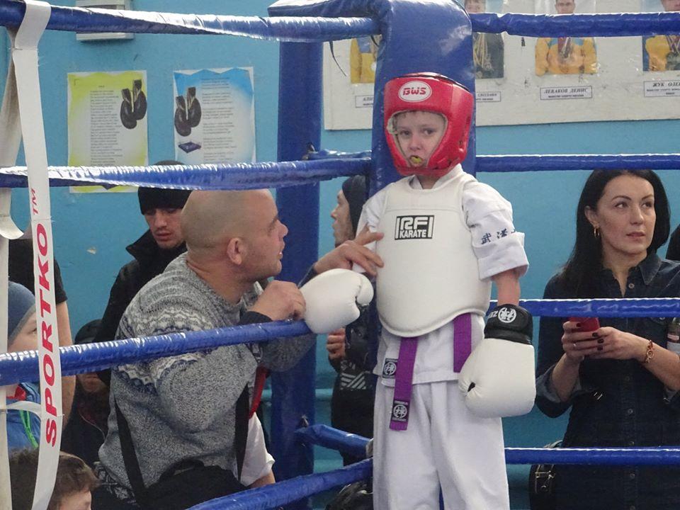 Чемпіонат Київської області з кікбоксингу ISKA, Обухів. Фото