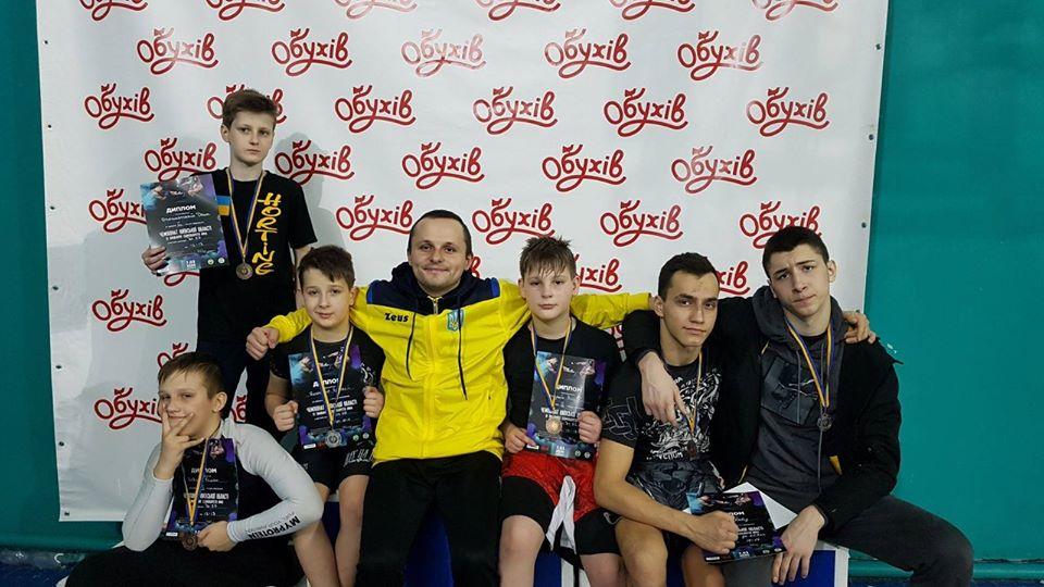 Чемпіонат Київської області зі змішаних єдиноборств ММА. Фото