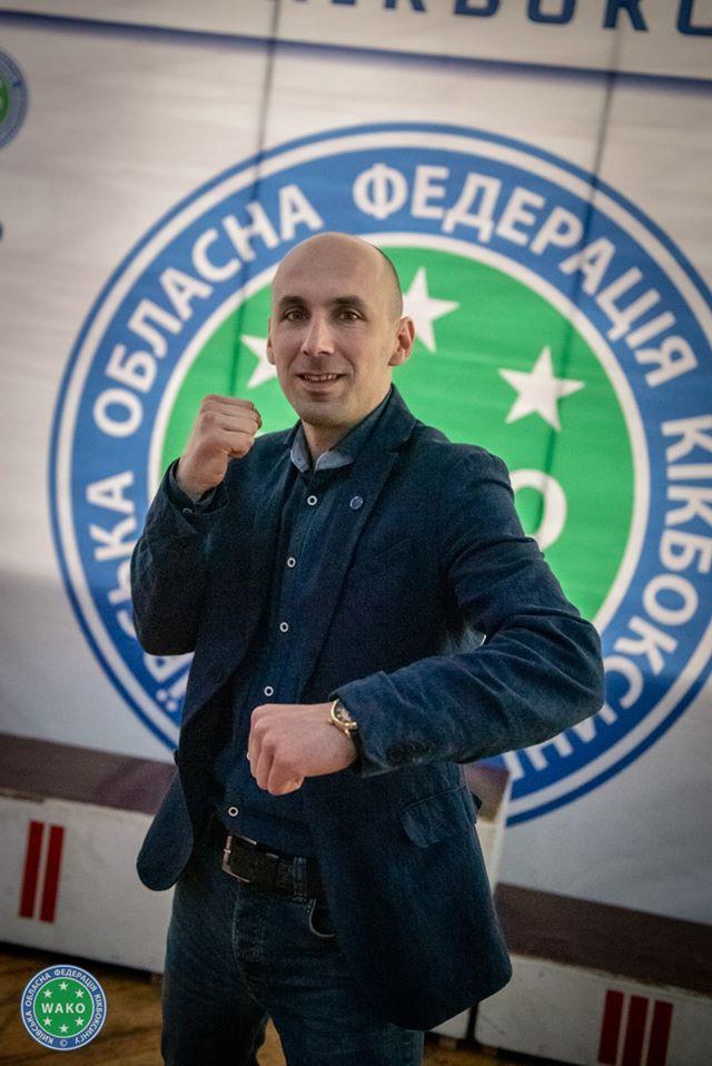 Київської обласної федерації кікбоксингу ВАКО