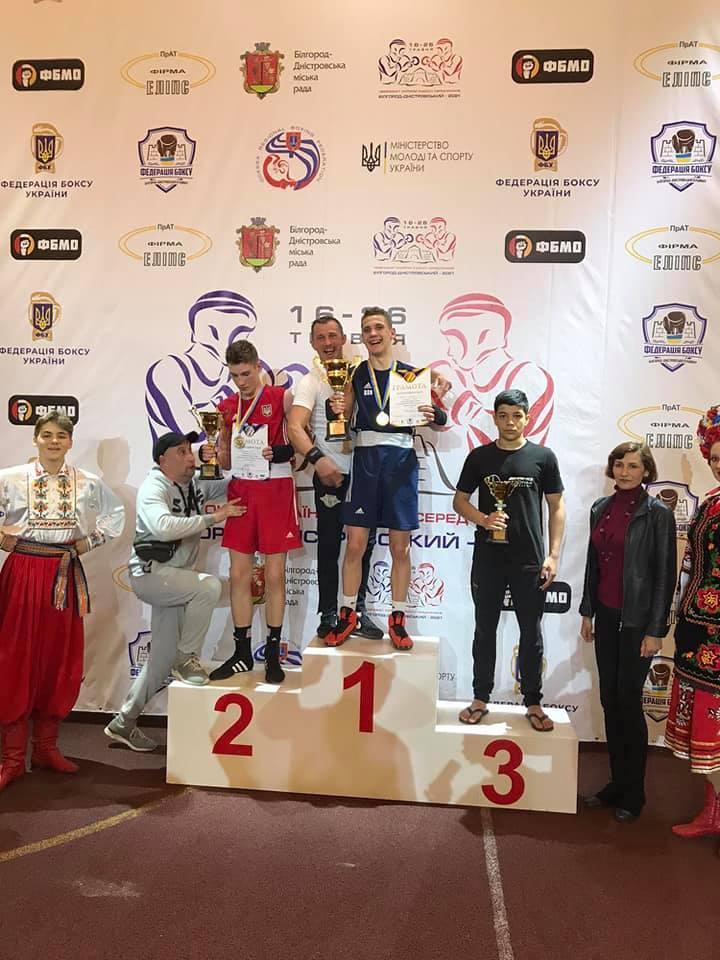 Чемпіонат України з боксу серед юнаків 2007-2008 років народження. 24-25 травня, Затока (Одеська область). фото