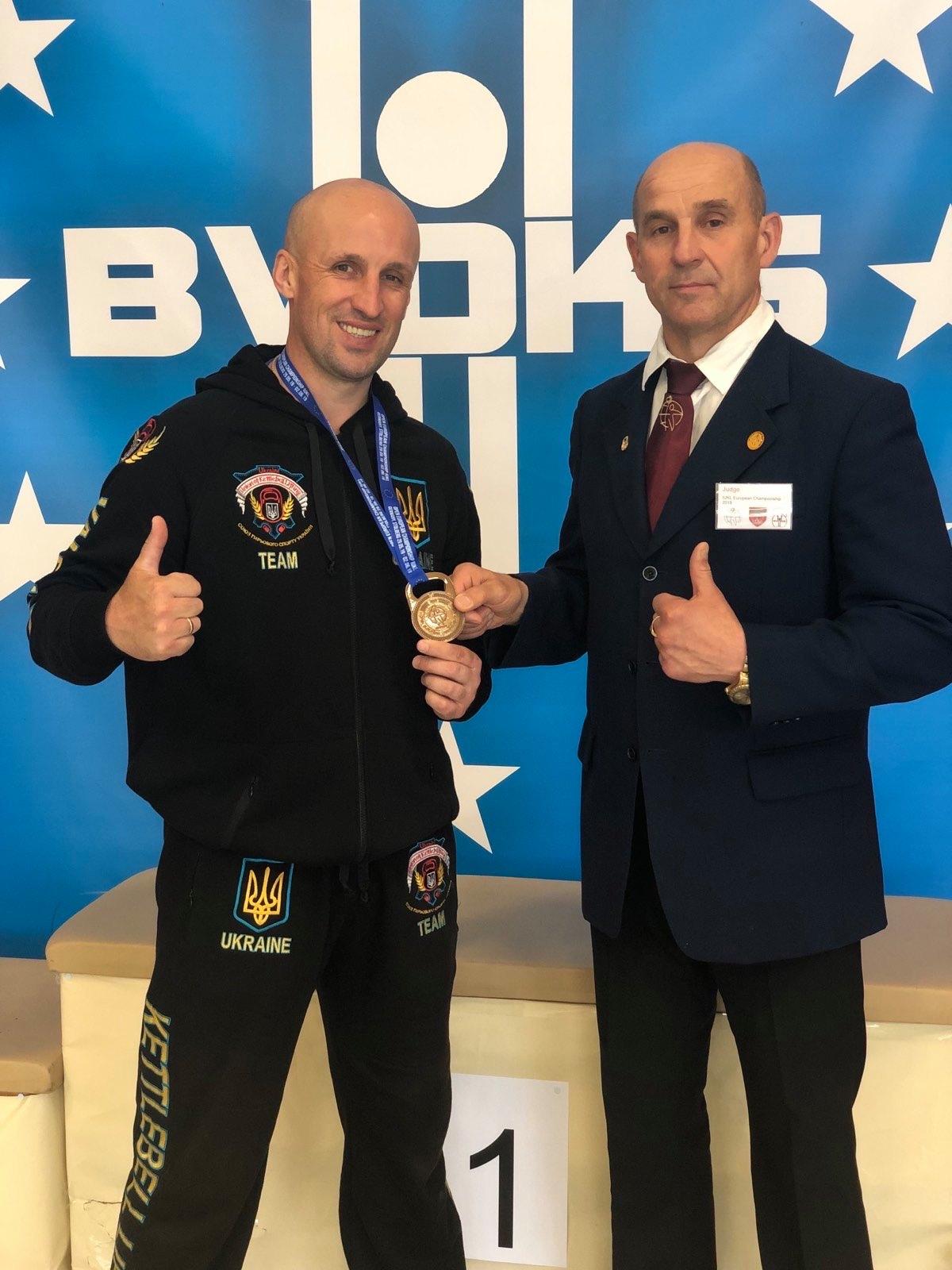 Валентин Бербеничук, Віталій Андріяш. Фото