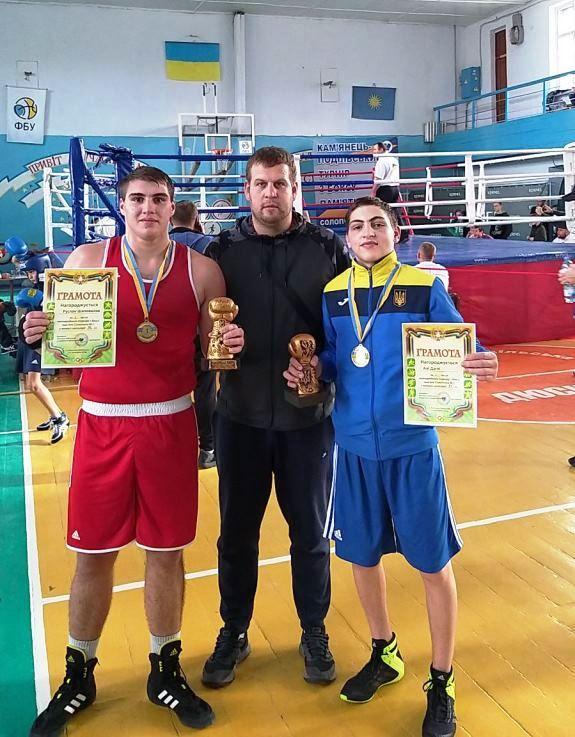 Міжнародний турнір з боксу. фото