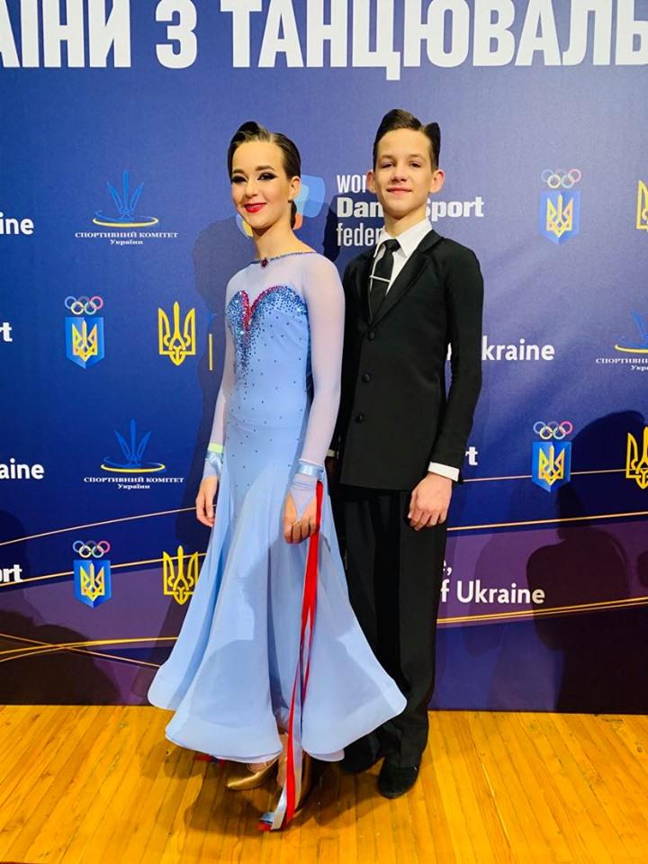 Андрій Підлісний, Валерія Ременюк. Фото