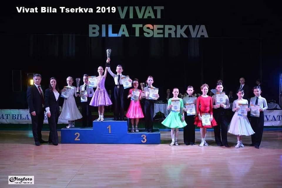 Танцювальний спорт Київщини. Фото