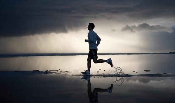7 правил безпечного бігу в сутінках. Фото