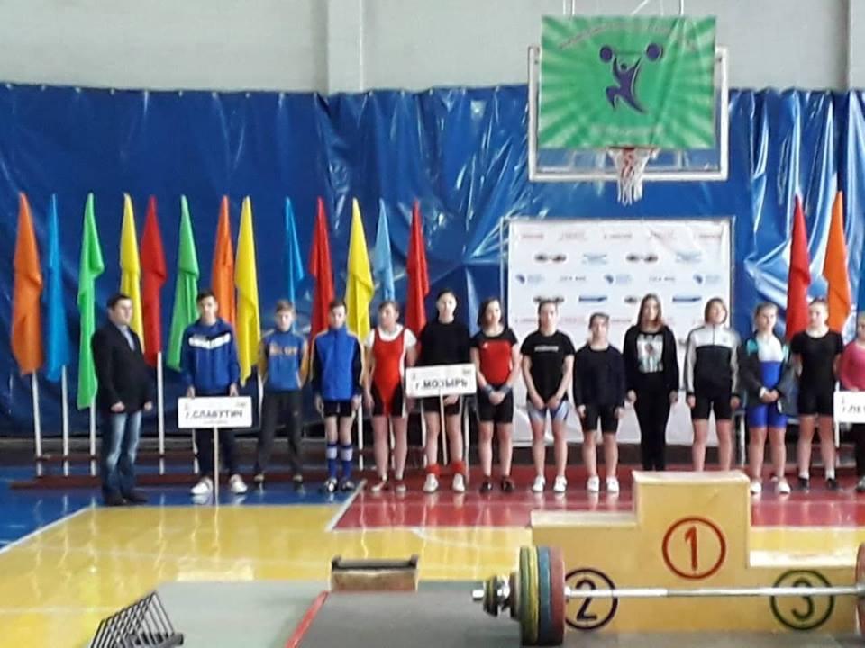 Республіканський турнір з важкої атлетики. фото