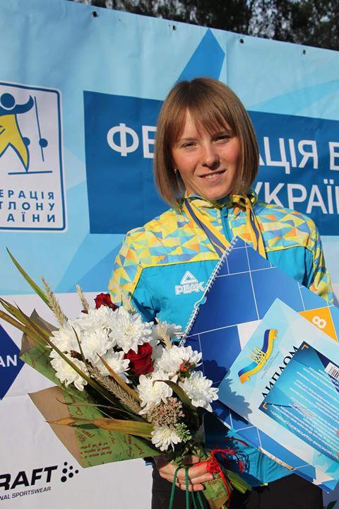Дарія Блашко.Фото