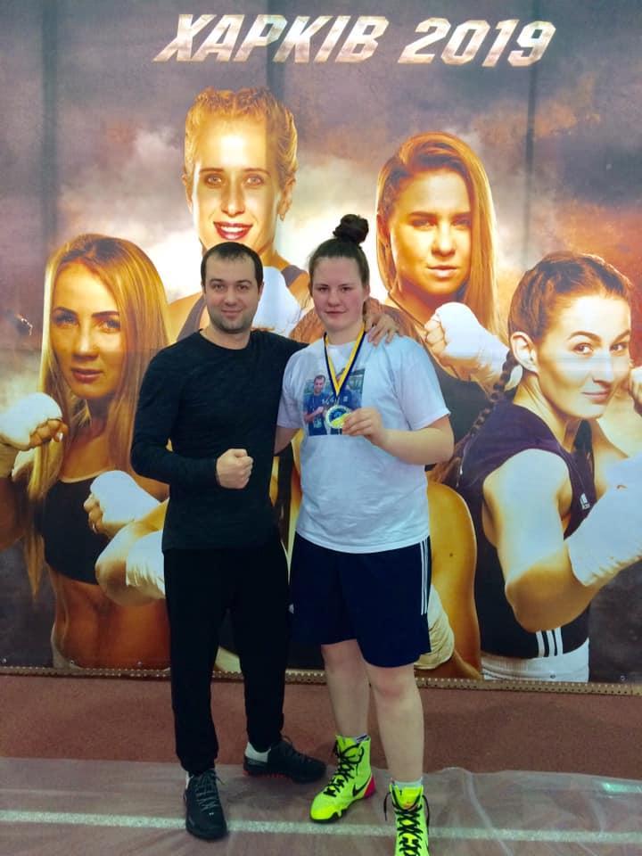 Чемпіонат України з боксу серед жінок. Фото