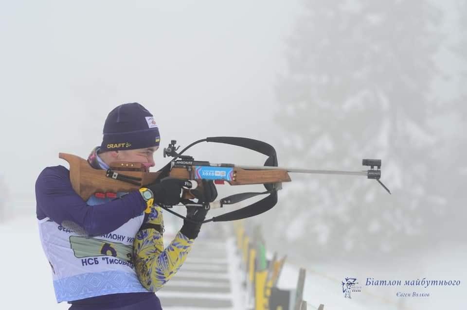 Чемпіонат України з біатлону серед юніорів. фото