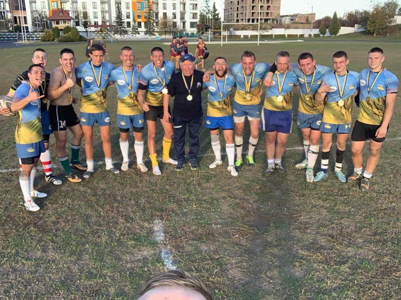 Чемпіонат України з регбі-7 серед чоловіків (Вища ліга). фото