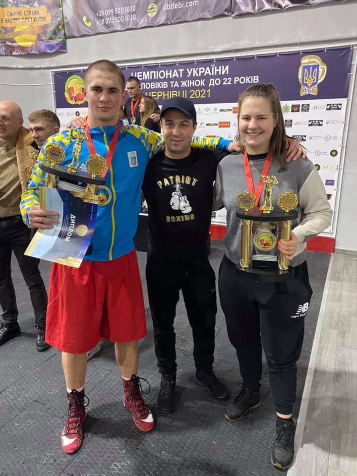 чемпіонаті України з боксу. фото