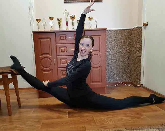 Спорт вдома від Жанни Черненко. Фото