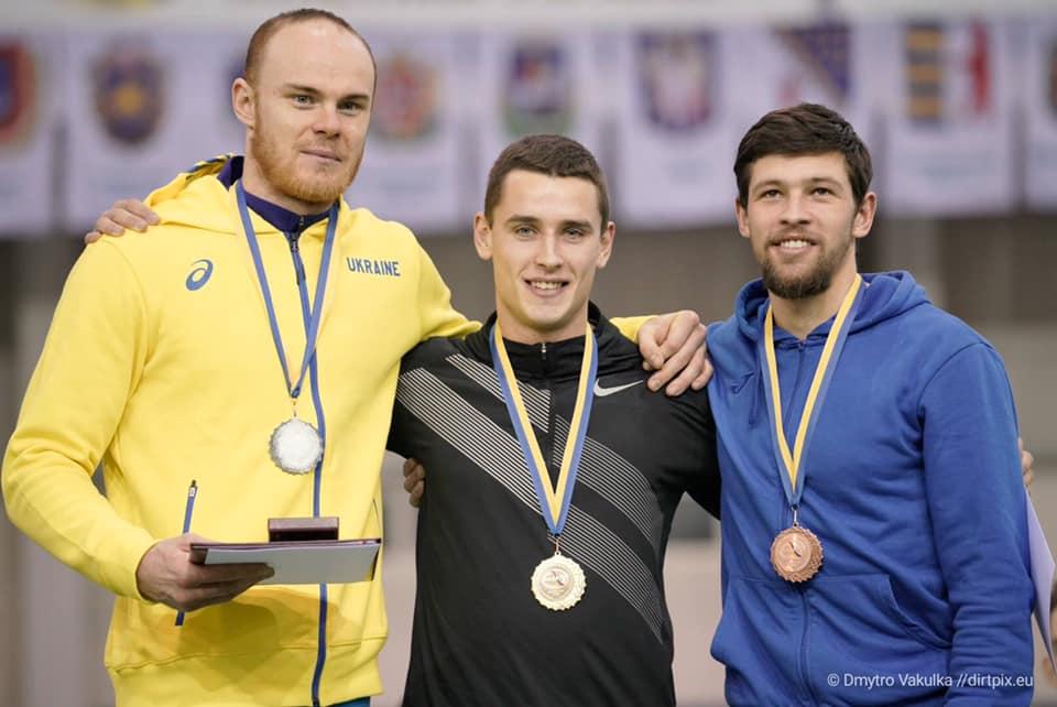 Чемпіонат України з легкої атлетики у приміщенні. фото