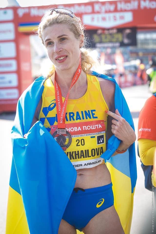 чемпіонат України з бігу на 10 000 метрів. фото
