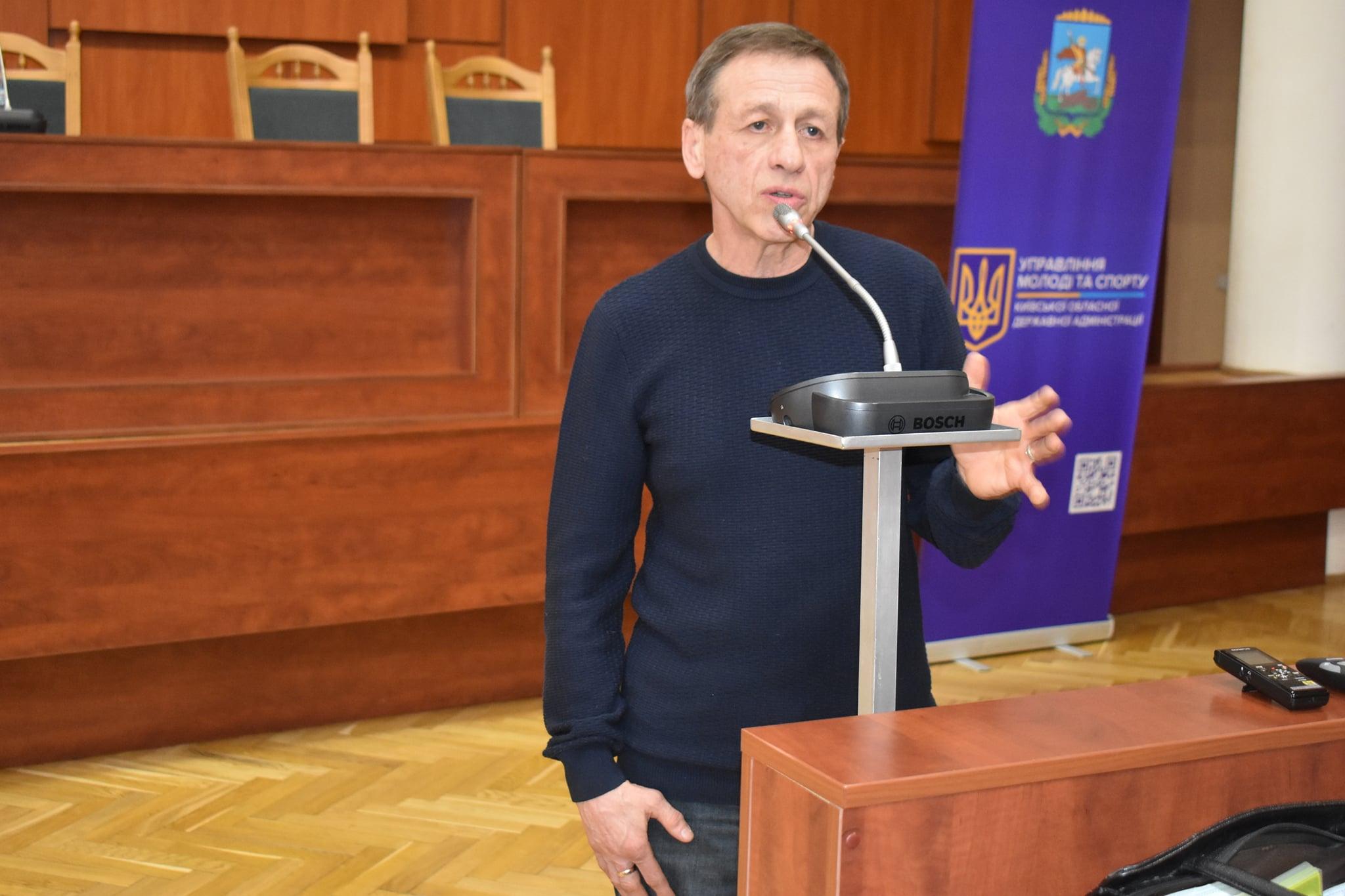 Юрій Дехтярьов. фото