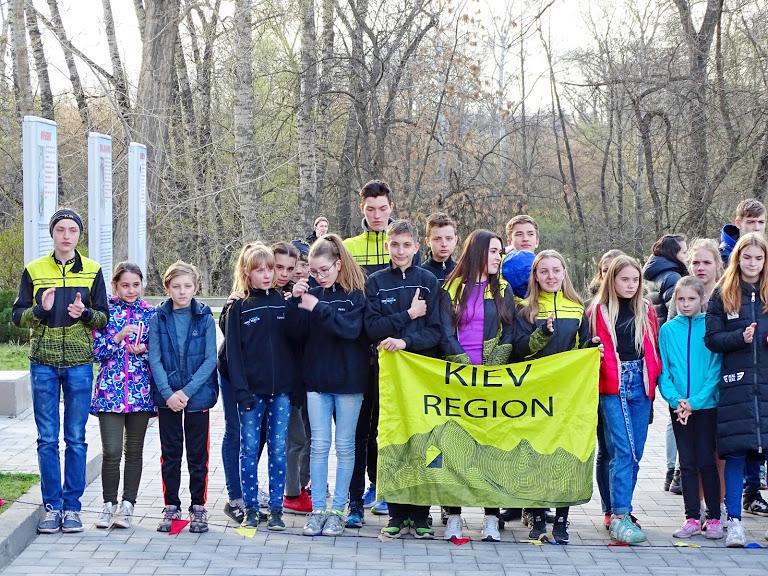 Чемпіонат України зі спортивного орієнтування, Суми. Фото
