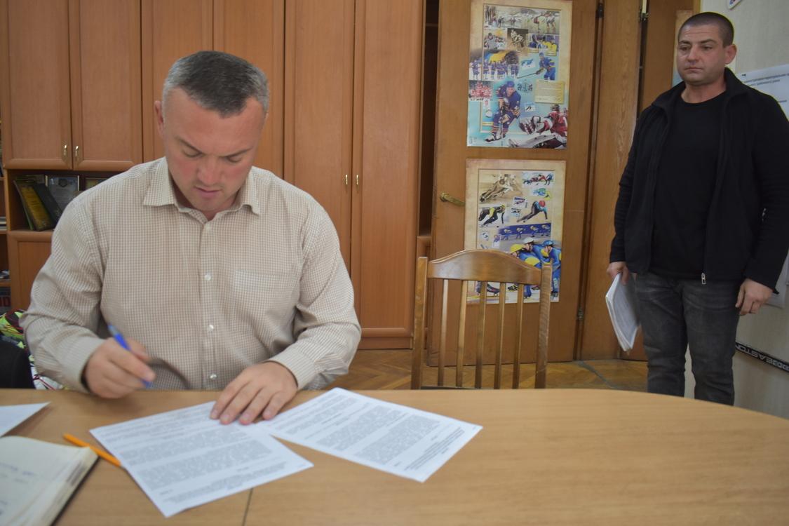 Федерація фунакоші шотокан карате: договір про співпрацю підписано. фото