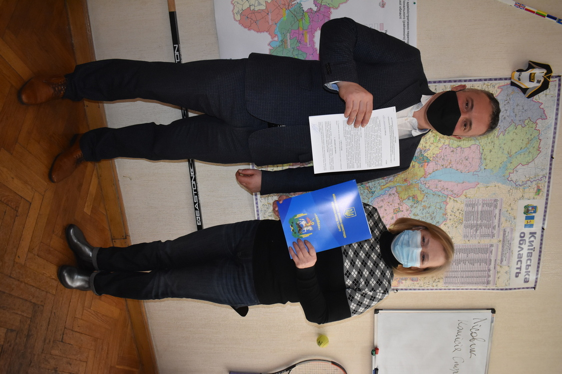 Сергій Тимофєєв, Олена Лєснікова. Фото