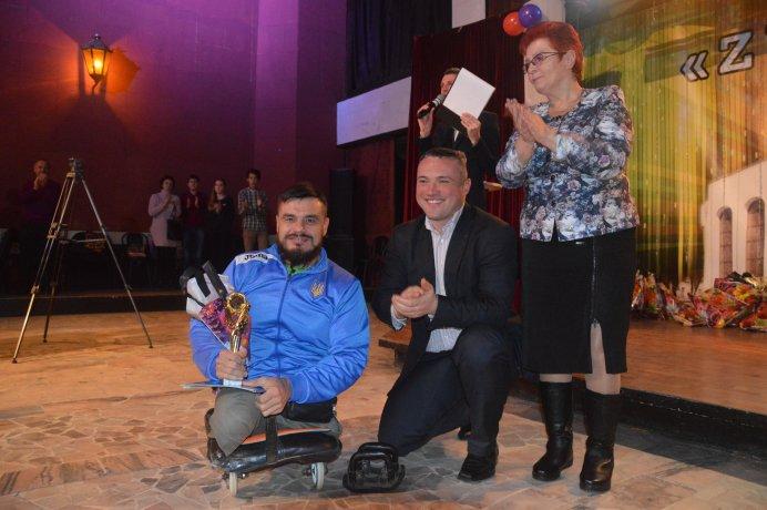 Спортсмени-інваліди. Фото