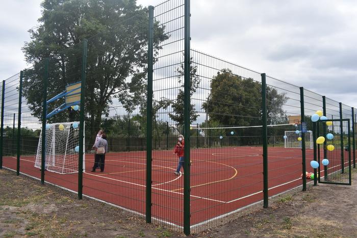 Спортивна інфраструктура Київщини. Фото