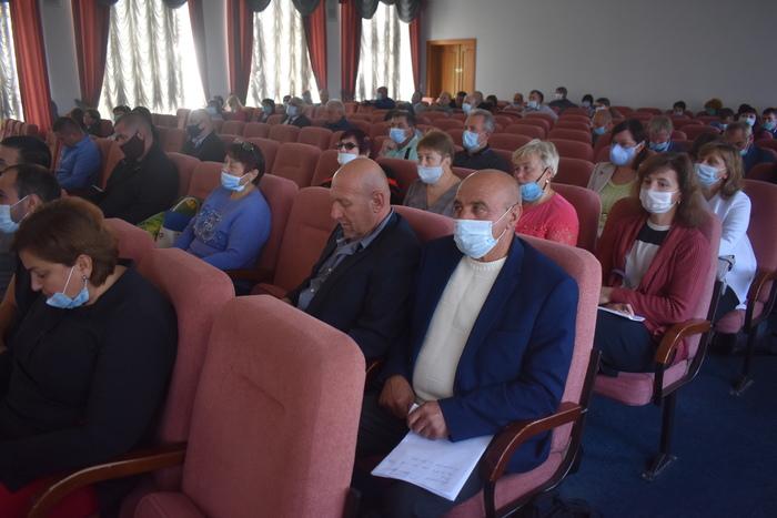 Сергій Тимофєєв завітав на 41-шу сесію Бориспільської районної ради. Фото