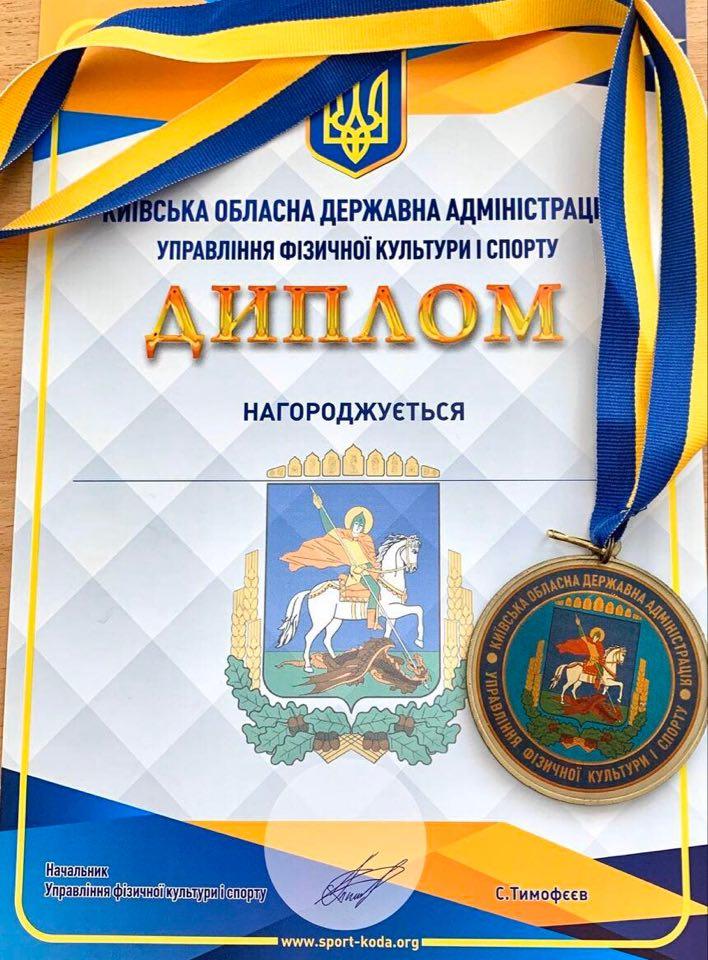 Символіка УФКіС. Фото