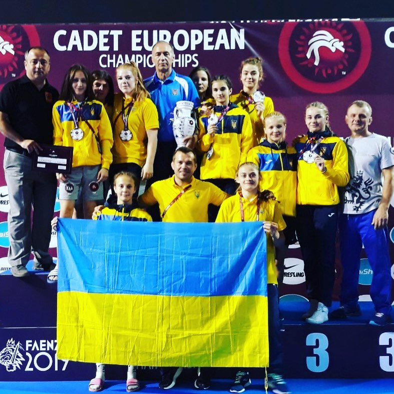 чемпіонат Європи серед кадетів, Італія. Фото