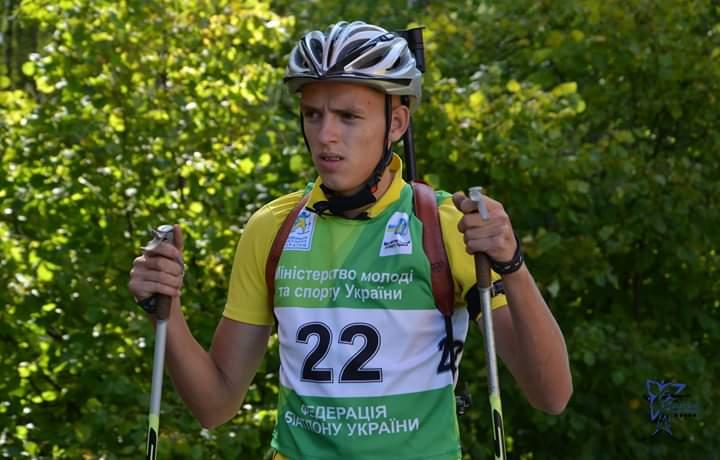 України з літнього біатлону серед юніорів, Чернігів. Фото