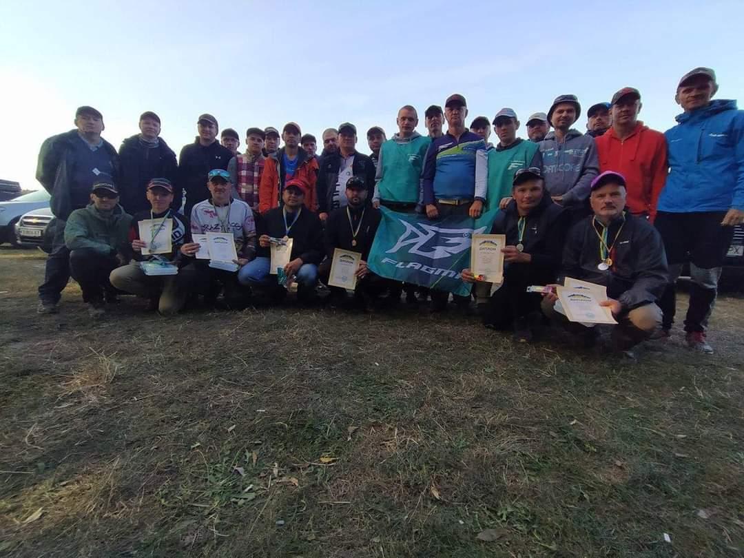 відкритий чемпіонат Київської області з ловлі риби спінінгом , Конча. Фото