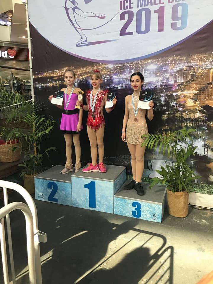 Міжнародного турніру з фігурного катання. фото