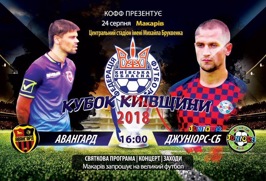 Кубок Київщини-2018: Фінал.
