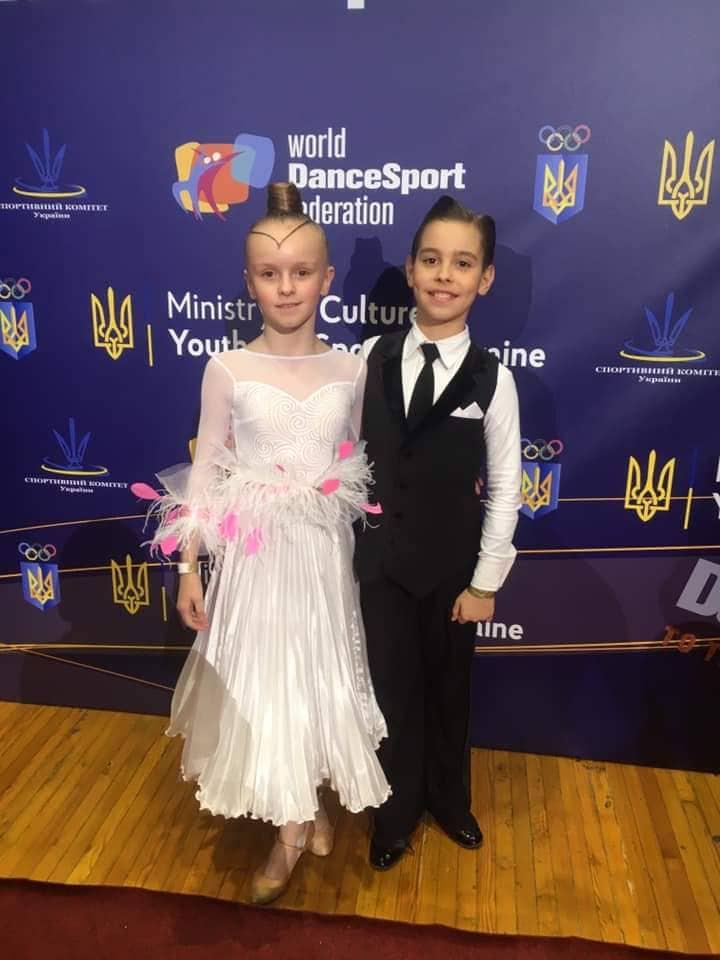 Гліб Внуков, Варвара Красківська. Фото
