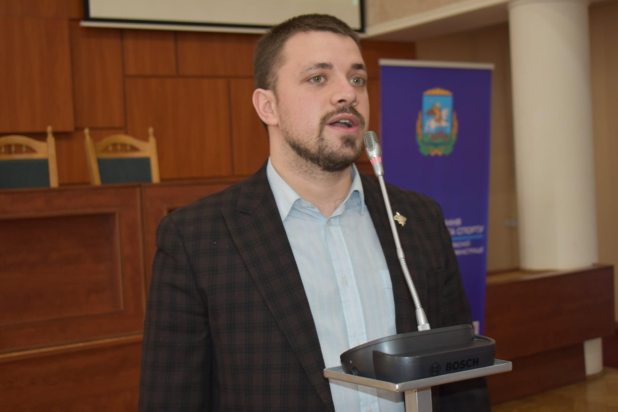 Ярослав Храпський. фото