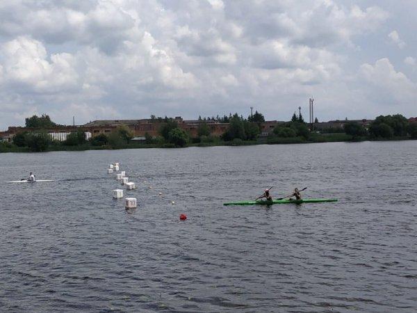 Чемпіонат України з веслування на байдарках, Ковель. Фото
