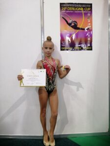 Всеукраїнський турнір з художньої гімнастики Кубок Дерюгіної - 2020. Фото