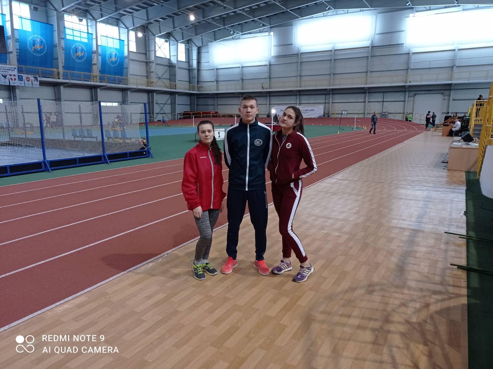 чемпіонат України з легкої атлетики серед спортсменів з порушенням слуху. фото