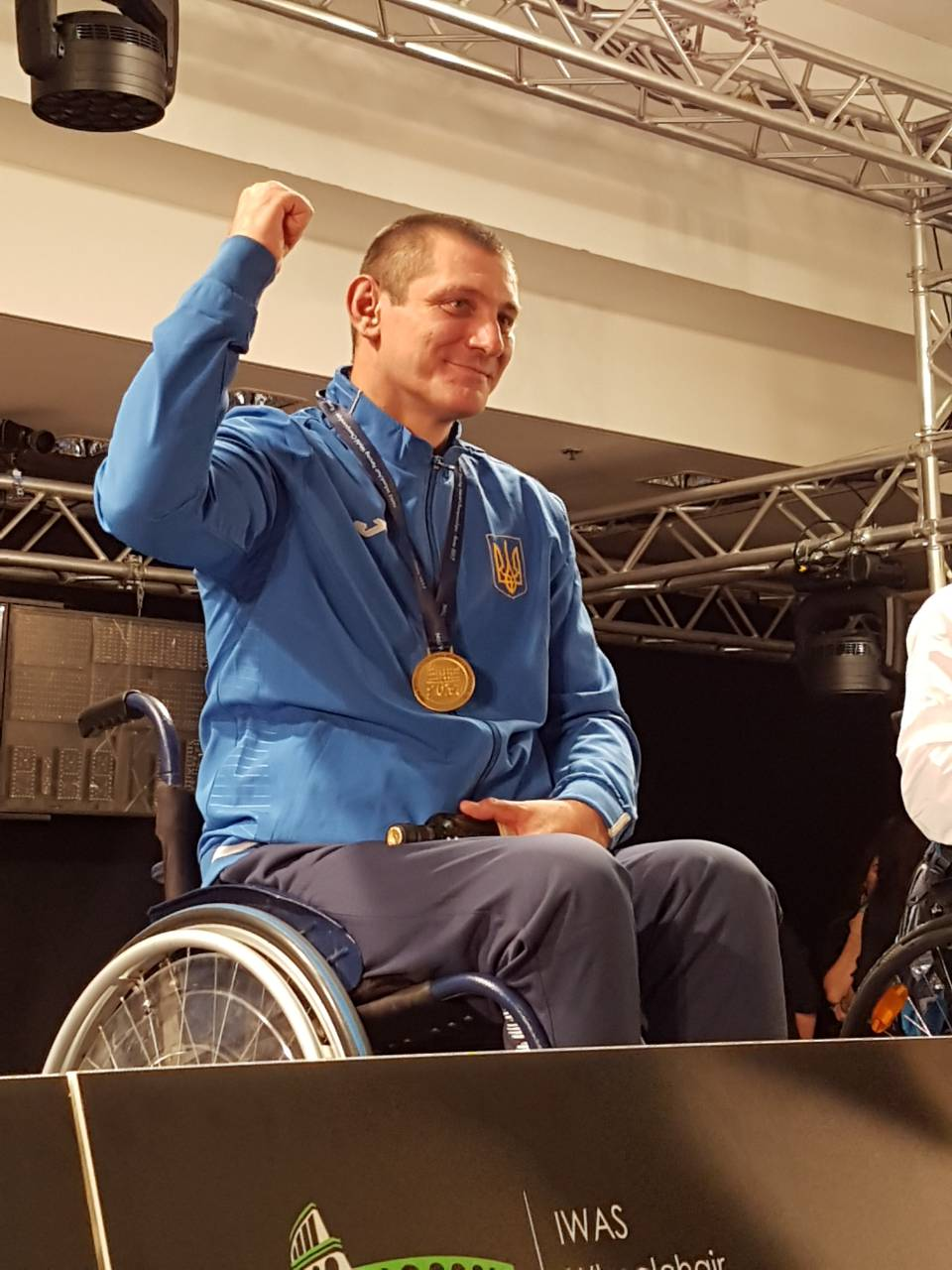 Чемпіонат світу з фехтування на візках, Рим