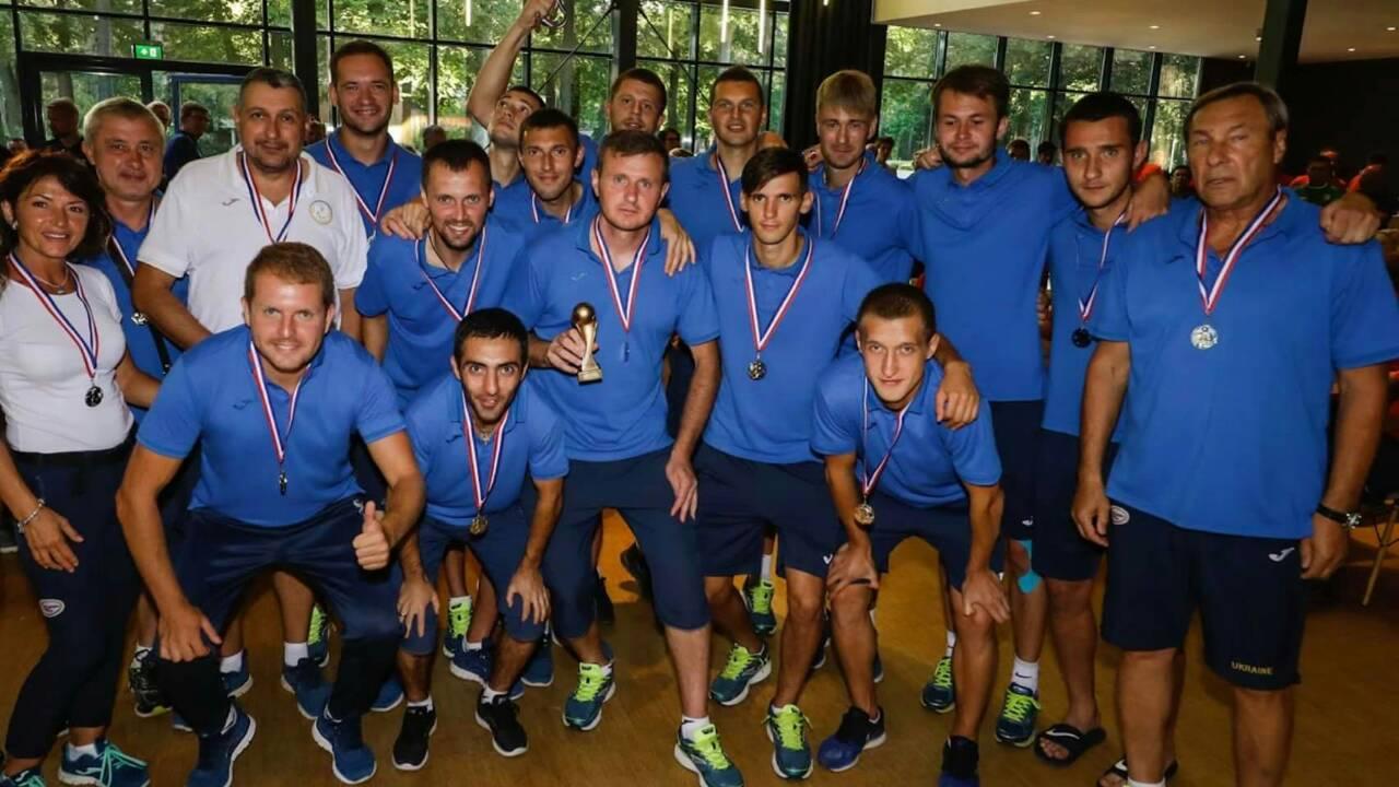 Чемпіонат Європи з футболу, Голландія. Фото