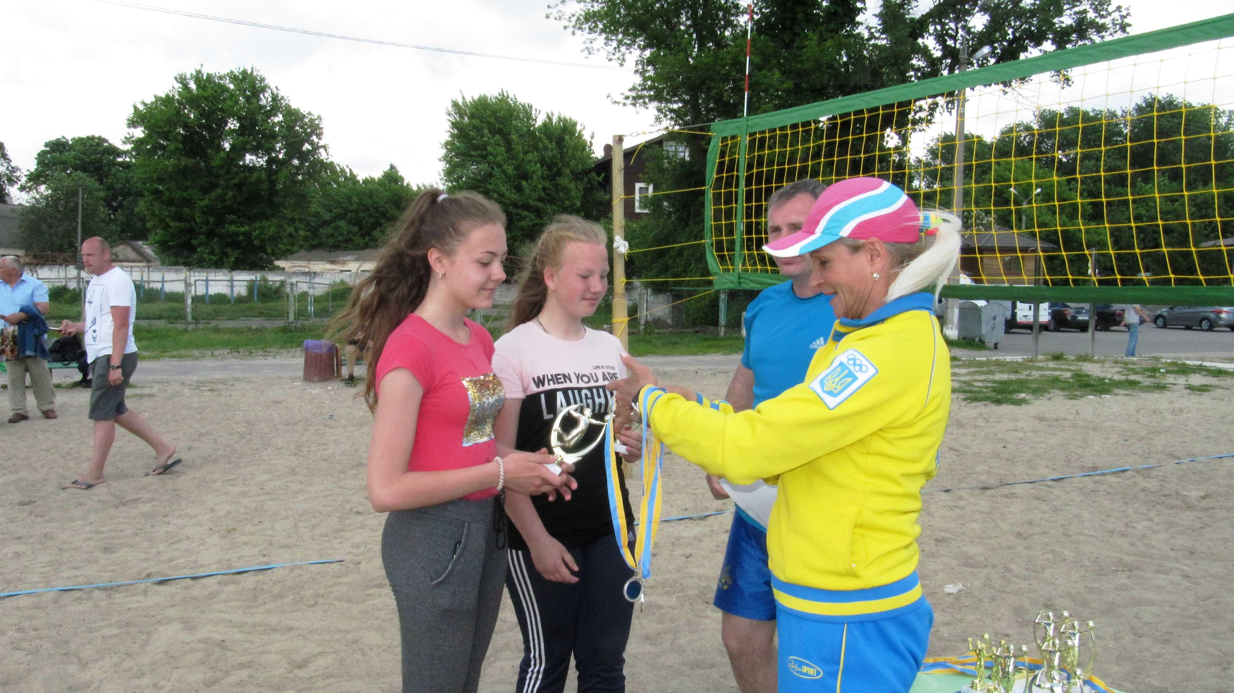 Відкрита першість Білоцерківської ДЮСШ з волейболу. Фото