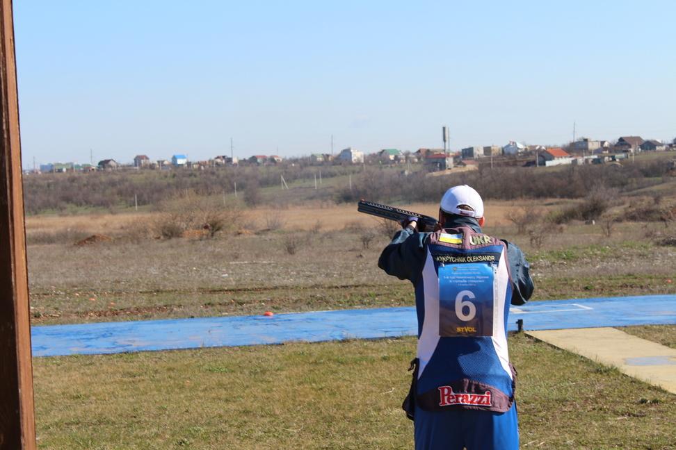 чемпіонат України зі стендової стрільби, Одеса. фото