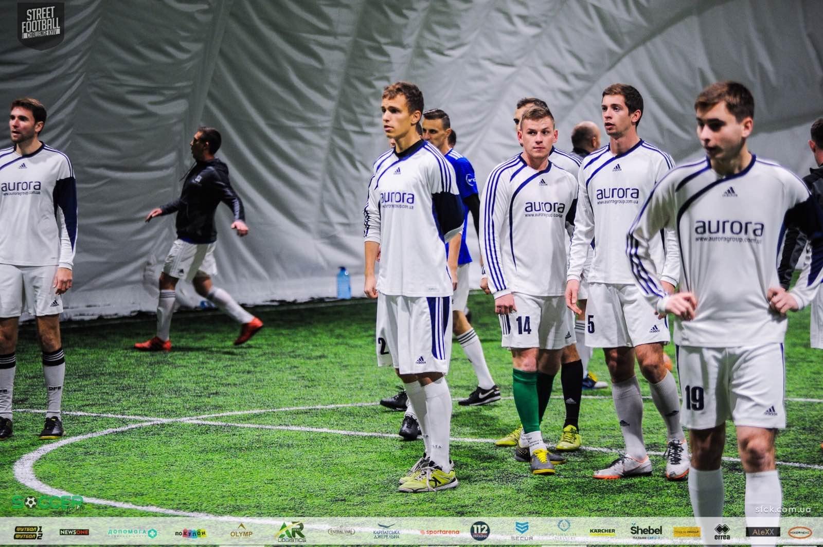 аматорський турнір з футзал Street Football Challenge Kyiv. фото