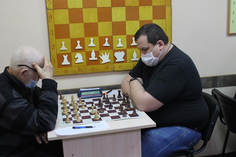 чемпіонат Борисполя з шахів. фото