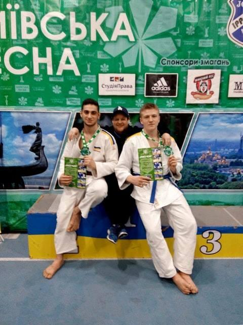 Всеукраїнський турнір з дзюдо Київська весна. фото