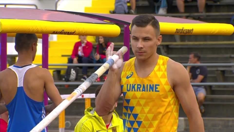 Молодіжний чемпіонат Європи U-20 з легкої атлетики. фото