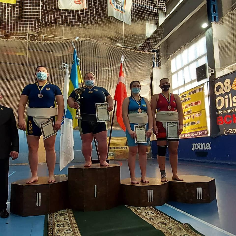 """Міжнародний турнір з сумо \""""Кубок Любарта"""". фото"""