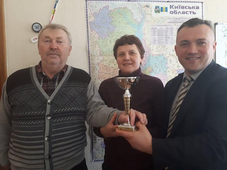 Зимовий чемпіонат України з легкоатлетичних метань. фото