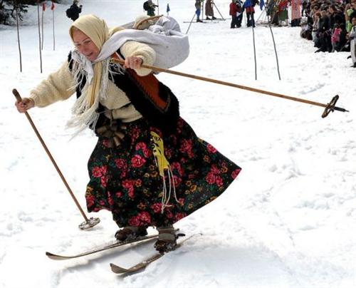 чемпіонат України з лижних перегонів. фото